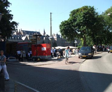 Demonstratie Den Haag