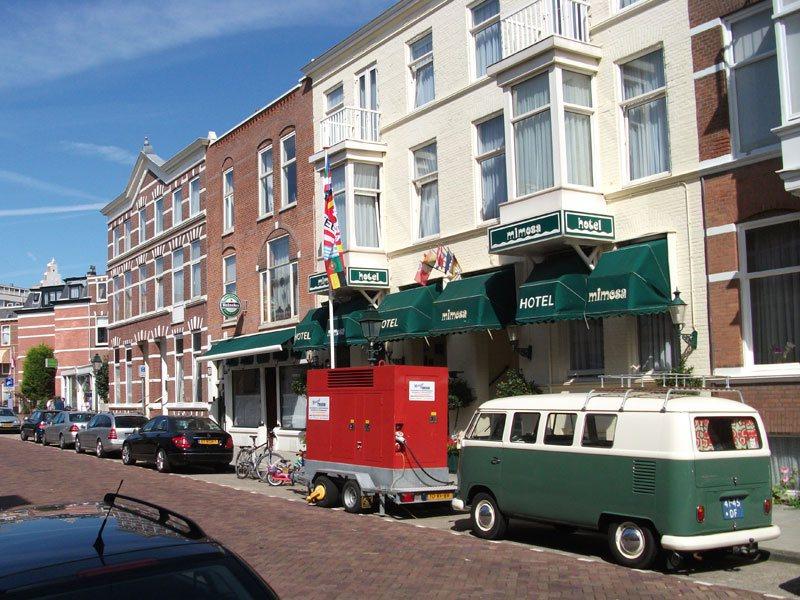 Aggregaten verhuur Amsterdam Utrecht Hilversum Haarlem