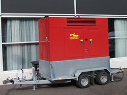 40 kVA aggregaten