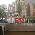 Gala diner Oude kerk Amsterdam