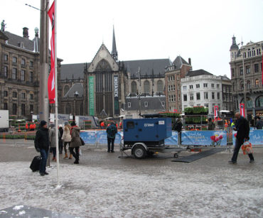 Aggregaat huren Amsterdam