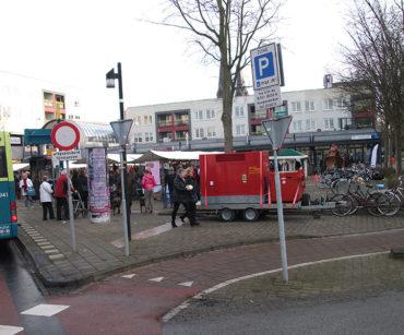 Aggregaat markt Uithoorn